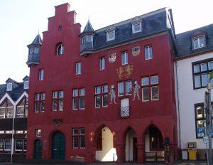 Rathaus in Bad Münstereifel
