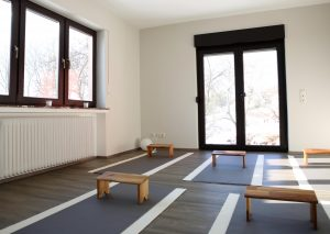Yoga auf dem Pauelshof