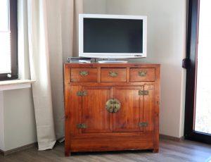 Fernsehen auf dem Pauelshof